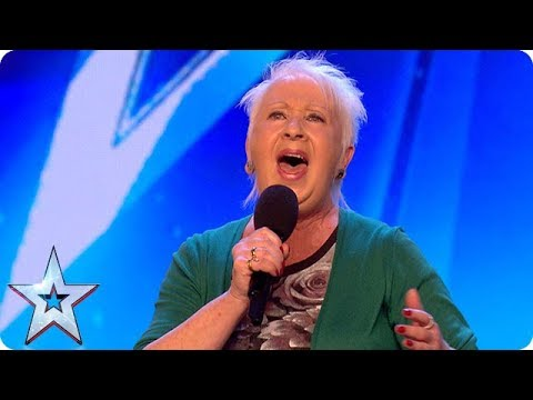 Prepare to be AMAZED by Lynn Holland's cover of Amazing Grace | Auditions | BGMT 2018