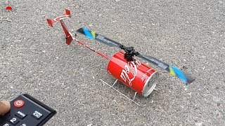 how to make a Helicopter - does this Helicopter Fly