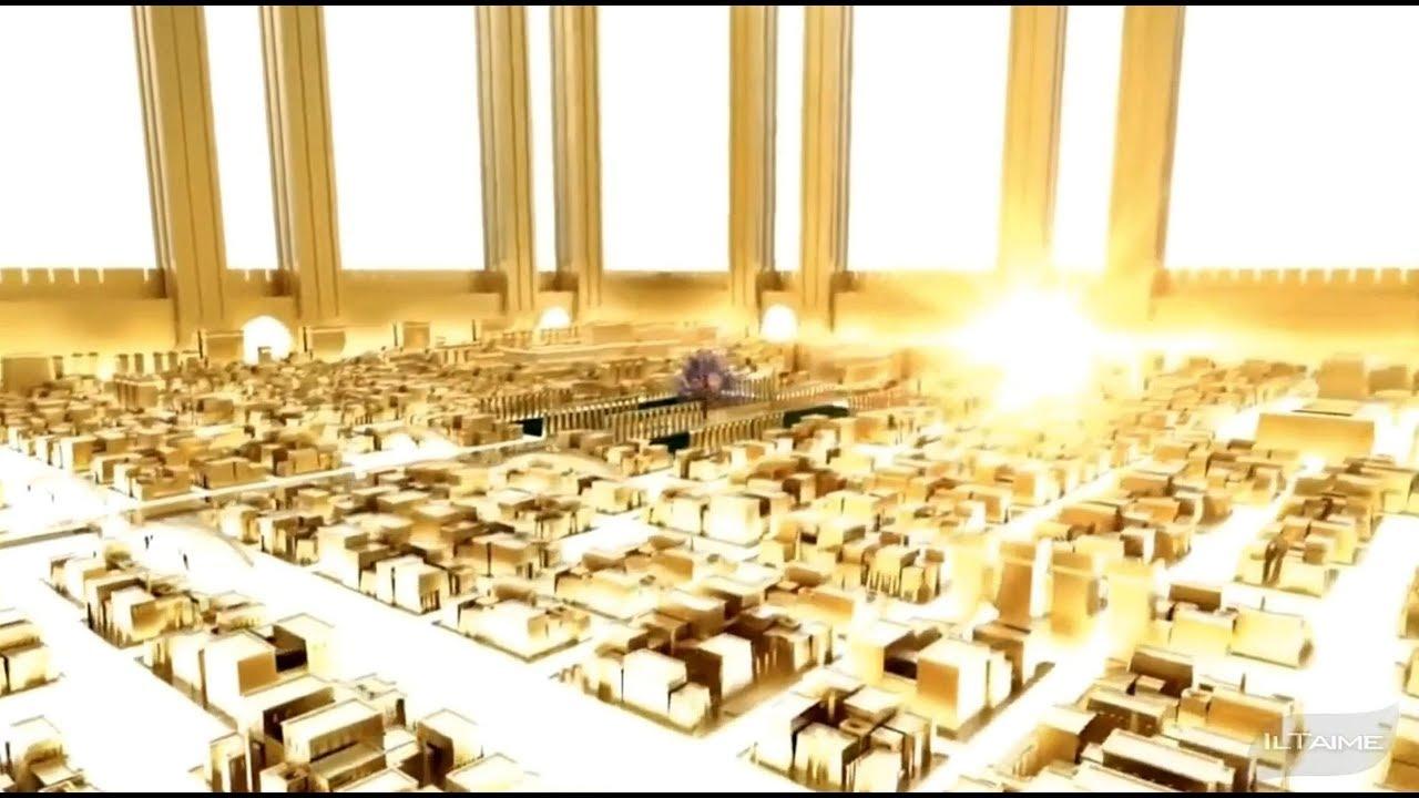 Notre future cité: La Jérusalem céleste