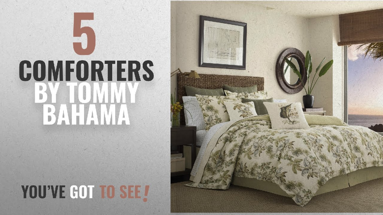 home king tropical com tommy amazon set lily golden kitchen queen bahama comforter dp yellow