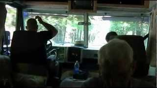 Travelling To Timothy Lake In Oregon In A Motor Home