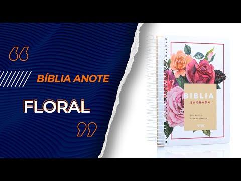 bíblia-sagrada- -nvi- -anote-floral- -espiral- -capa-dura---livrarias-família-cristã