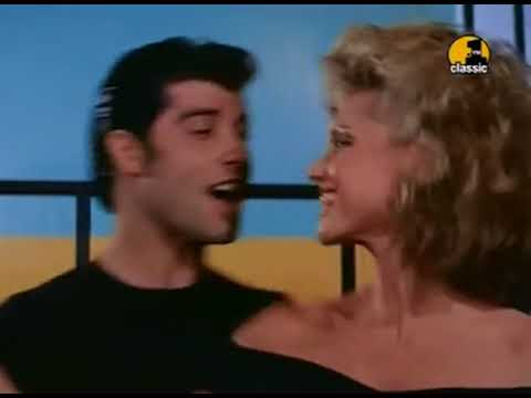 John Travolta & Olivia Newton-John - You Are The One That I Want [ Grease, 1978]