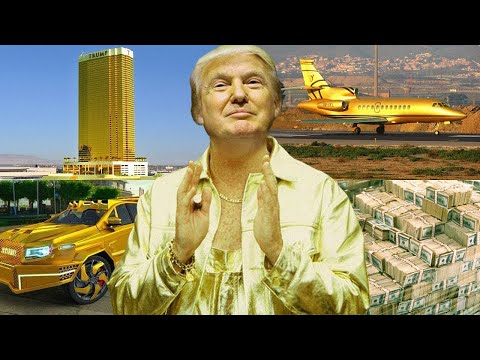 Donald Trump's Biography ★ Net Worth ★House ★ Cars ★ Bike ★ Jet - 2017