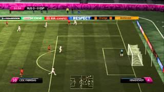 FIFA 12 (UEFA Euro 2012): Сим. псевдо 1/2 финала