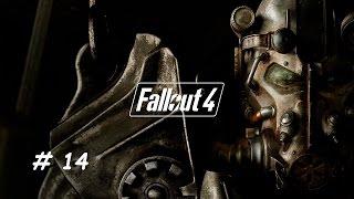 Fallout 4 14 Зачистка Убежища 75 начало .