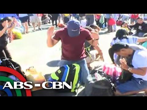 TV Patrol: Mga nakayayanig na kuha ng lindol sa Batangas, panoorin