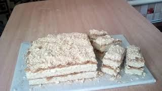 Песочное пирожное как в детстве