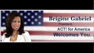 Brigitte Gabriel & Janet Parshall on Sharia in America - Zombie Muhammad - March 14, 2012
