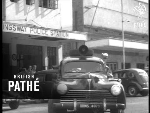 Mau Mau Disorders In Kenya (1952)