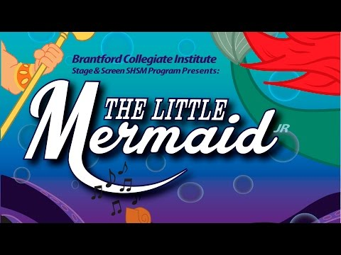 BCI Stage and Screen The Little Mermaid Jr.