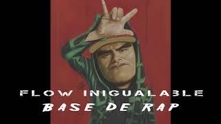 "Base de rap boom bap doble tempo ""flow inigualable""instrumental de hip hop de uso libre"