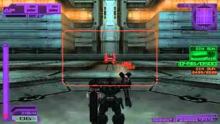 Armored Core Silent Line Portable - Final Mission