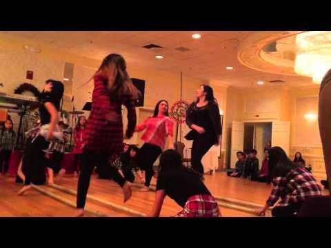 Paacp Christmas Gala- Hip Hop Tinikling