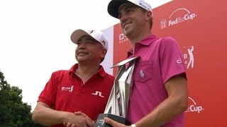 Highlights | Justin Thomas successfully defends his title at CIMB