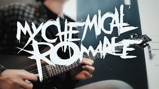 My Chemical Romance - I Don't Love You (Guitar Cover) 2020