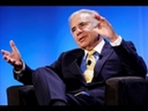 Carl Icahn's Career Filled with Conquests and Setbacks