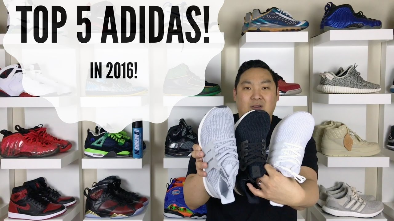 TOP 5 ADIDAS SHOES 2016