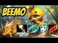 Beemo vs Riven, nueva skin Teemo Abejorro.