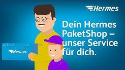 Dein Hermes PaketShop – Unser Service für dich #Hermes #PaketShop #Paketempfang