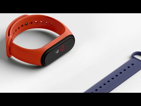 Mi Band 4 India Launch in 6 Minutes! KeyNotes!