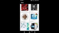 Cara Mudah Merubah Icon Tema Sony Xperia (Tanpa Root)