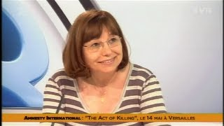 Le 7/8 Week-End – Annie Bourdais, d'Amnesty International à Versailles