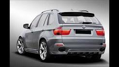 BMW X5 E70 BODY KIT