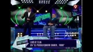 Luis Delia En Duro De Domar &quotEl Pueblo Quiere Saber&quot