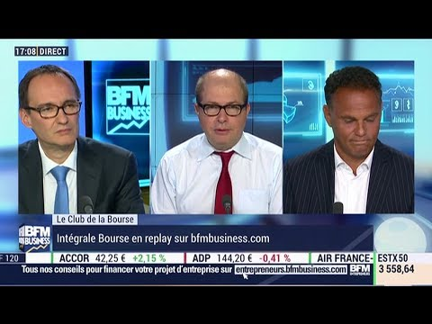 Le Club de la Bourse: Éric Lewin - sur...
