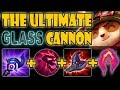 EASIEST PLACEMENTS BUILD? UNSTOPPABLE GLASS CANNON CARRY Teemo vs Volibear SEASON 9 Ranked Gameplay