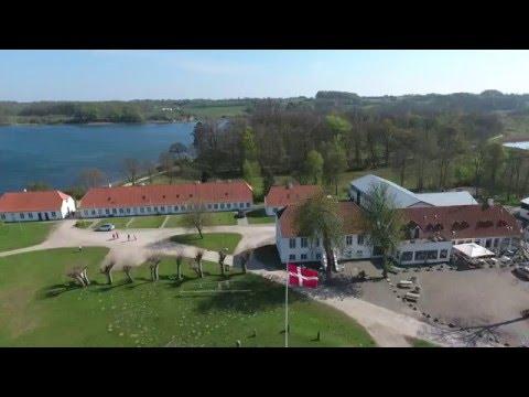 Beautiful drone video - Denmark - FULL HD