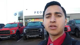 2018 Ford Raptor Peoria Ford Inventory