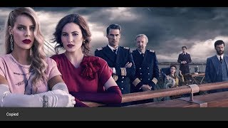 High Seas -[2019 Netflix Series official trailer] #IvanaBaquero #EloyAzorín #LuisBermejo