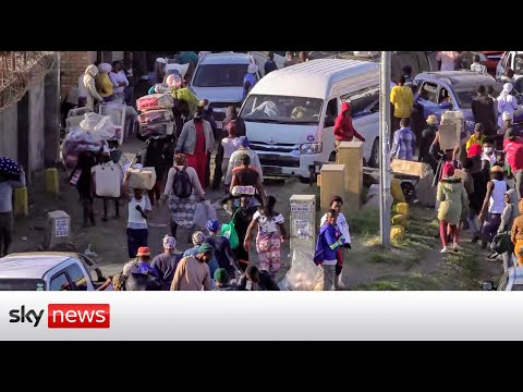 South Africa violence: Troops deployed onto the streets to quell mass looting