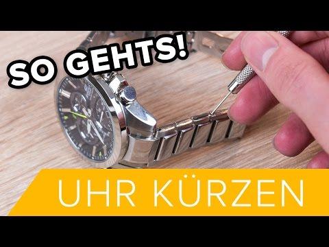 So Gehts: Eine Uhr kürzen // DEUTSCH // TUTORIAL #1 // HD