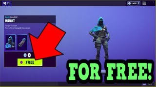 HOW TO GET INSIGHT SKIN FOR FREE! (Fortnite Old Skins)