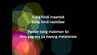 Chinito - Yeng Constantino Lyric Video