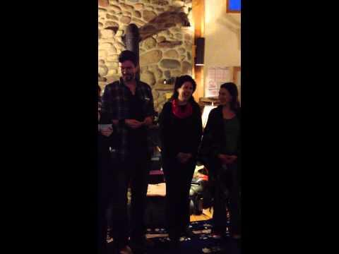 Cape Breton Gaels Jam 2013 - Secret Angel Presentation
