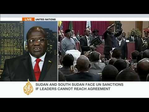 South Sudan's VP on deal between Sudans