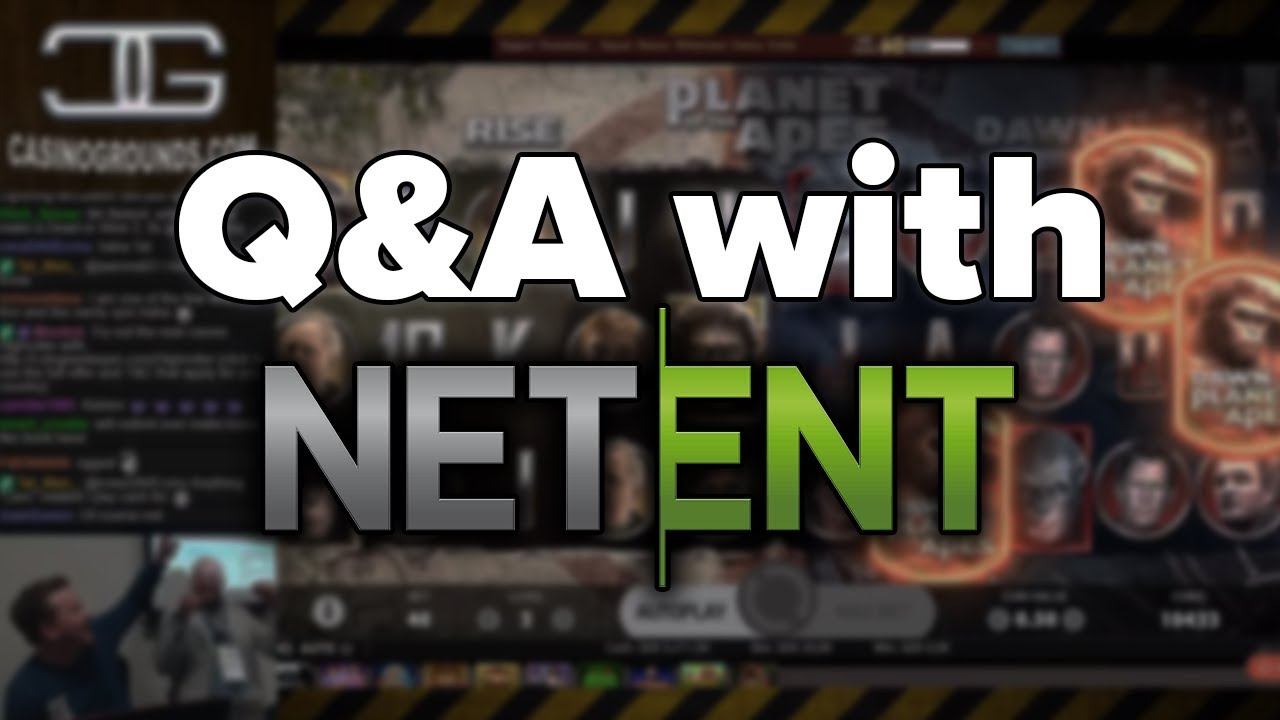 NetEnt - Slot insights Q&A