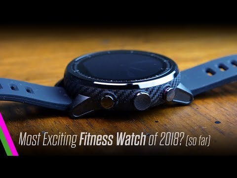 Amazfit Stratos First Impressions - The Budget Fitness alter