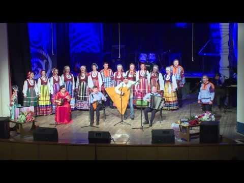 Кавер на песню группы Металлика в исполнении ансамбля Горница