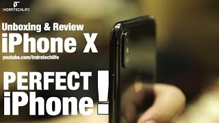 Review iPhone X Grey Indonesia ( Unboxing )