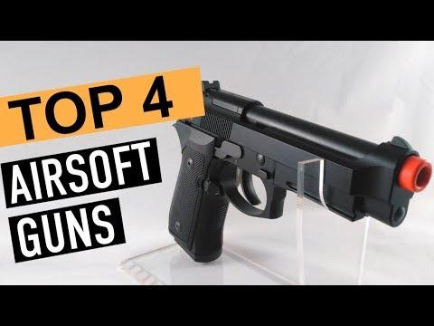 BEST 4: Airsoft Guns 2019