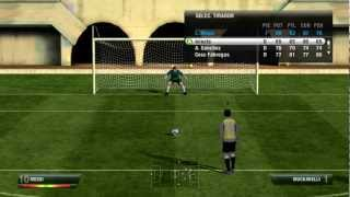 Fifa 14 y Fifa 13: Como cobrar Penaltis - Tutorial - X360/Ps3 - HD