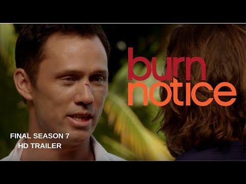 BURN NOTICE  season 7 FINAL  1  Jeffrey Donovan  Gabrielle Anwar  Bruce Campbell