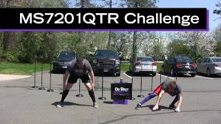 MS7201QTR Mic Stand Challenge