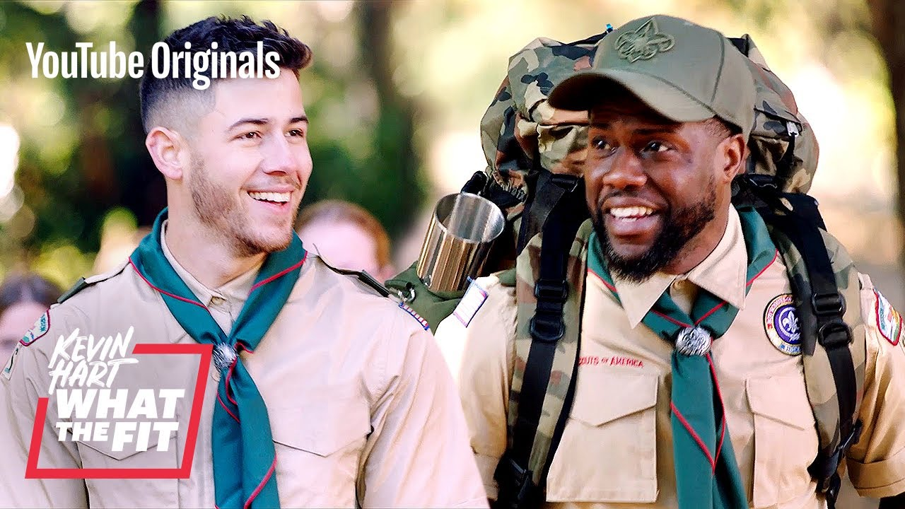 Download Scouting with Nick Jonas and Kevin Hart