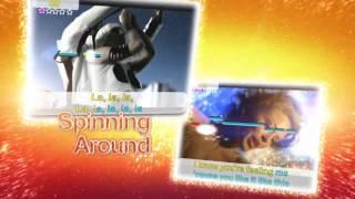 Kylie Sing n Dance Nintendo Wii Official Trailer